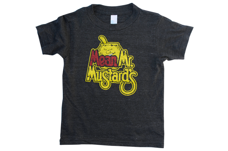 Beautiul Demise Clothing - Mean Mr. Mustard's Kids Tshirt