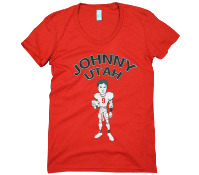 Johnny Utah  tshirt