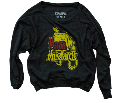 Mean Mr. Mustard's tshirt