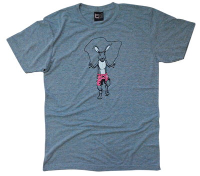Jack Be Nimble tshirt