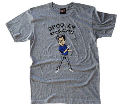 Shooter tshirt